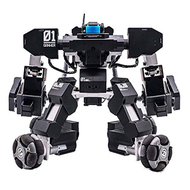 Ganker Fighting Robot Toys