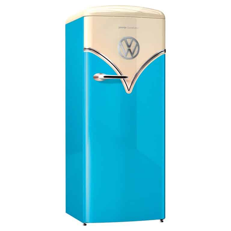 Gorenje Retro Special Edition VW Fridge Energy Efficient