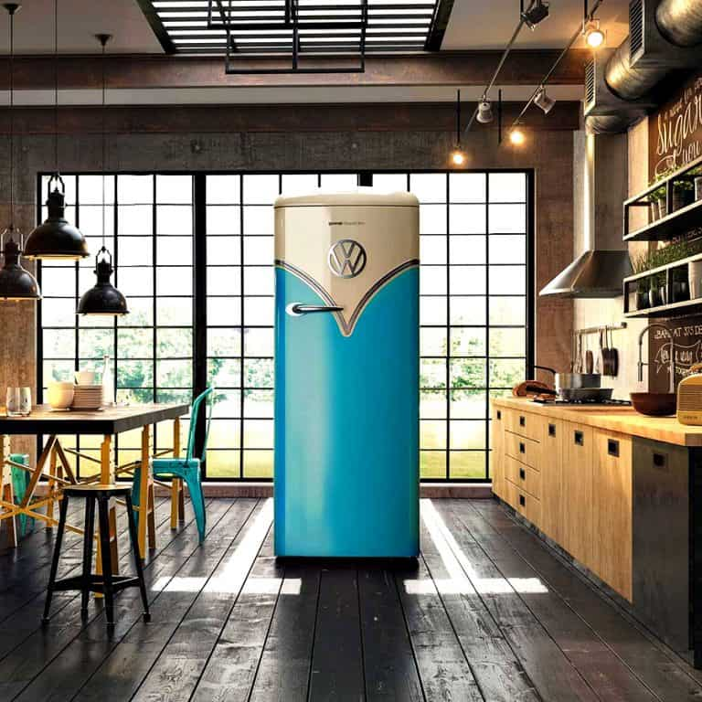 Gorenje Retro Special Edition VW Fridge Kitchen Item