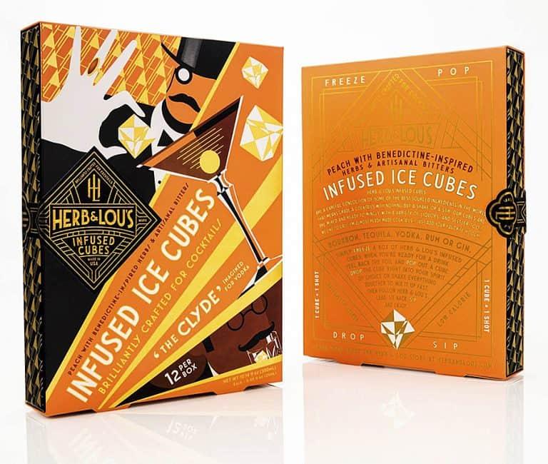 Herb & Lou's Infused Cubes Beverage