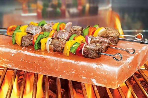 Himalayan Salt Grilling Plank Grill