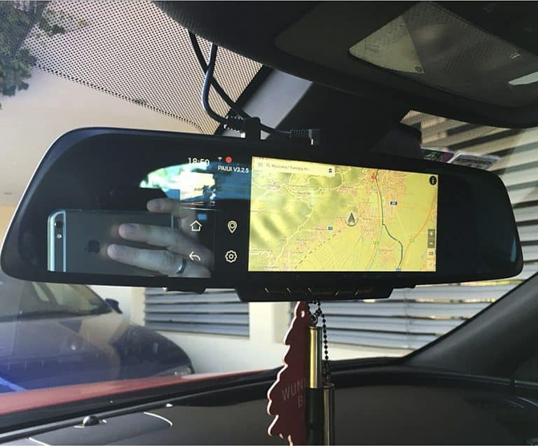Junsun Rearview Mirror Camera Car Accessory
