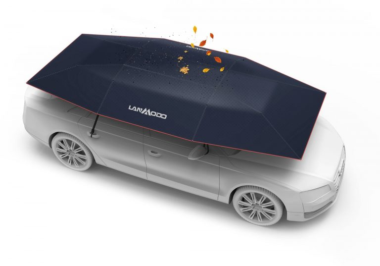 Lanmodo Four-Season Automatic Car Tent Cool Invention