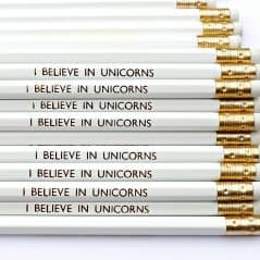 Use your pencil to spread the message.