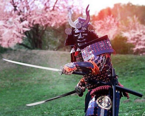 Master Lemans Store Samurai Armor Cosplay