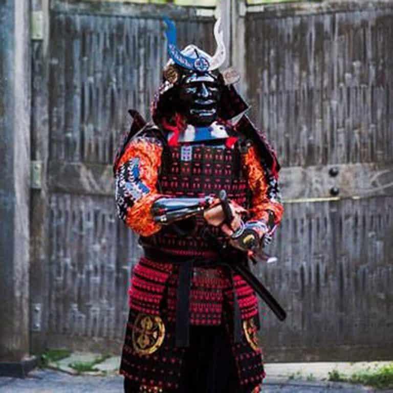 Master Lemans Store Samurai Armor Novelty Item