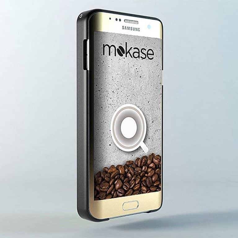 Mokase Coffee-making Smartphone Case Cellphone Casing