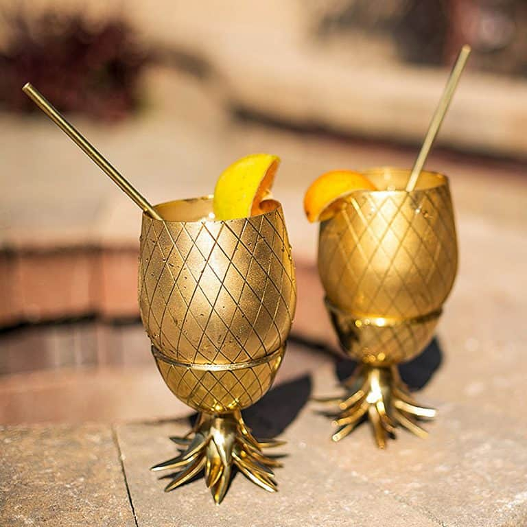 Pineapple Cocktail Mug 20oz cup