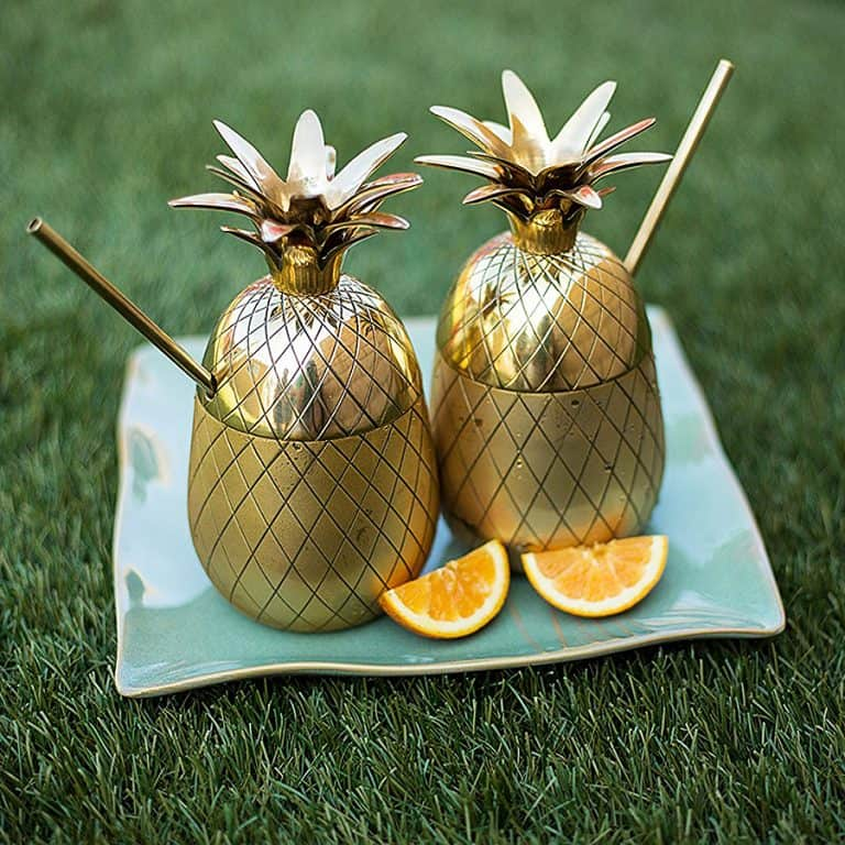 Pineapple Cocktail Mug Mugs