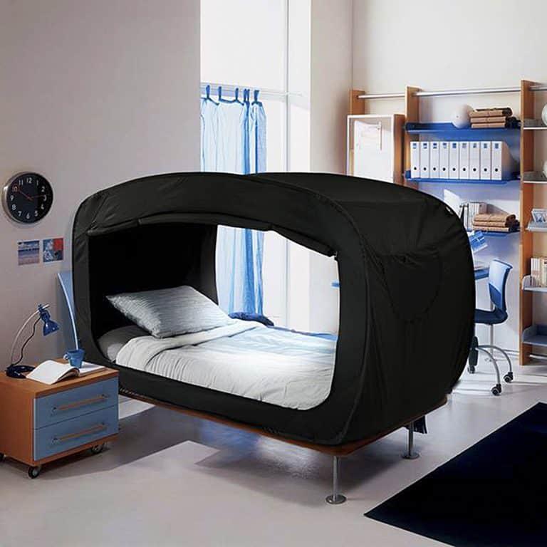Privacy Pop Bed Tent Bedroom