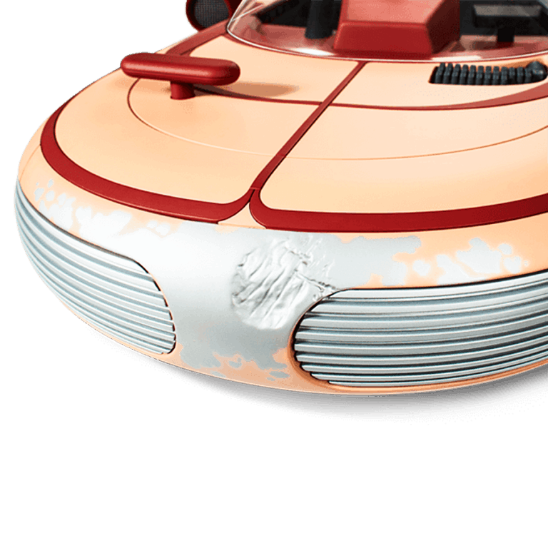 Radio Flyer Star Wars Land Speeder Electric Cars