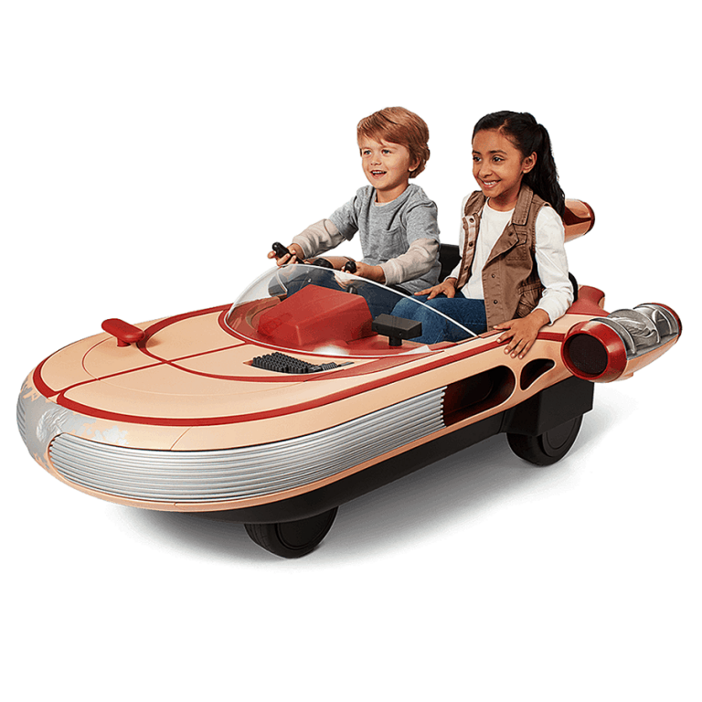 Radio Flyer Star Wars Land Speeder Rideable