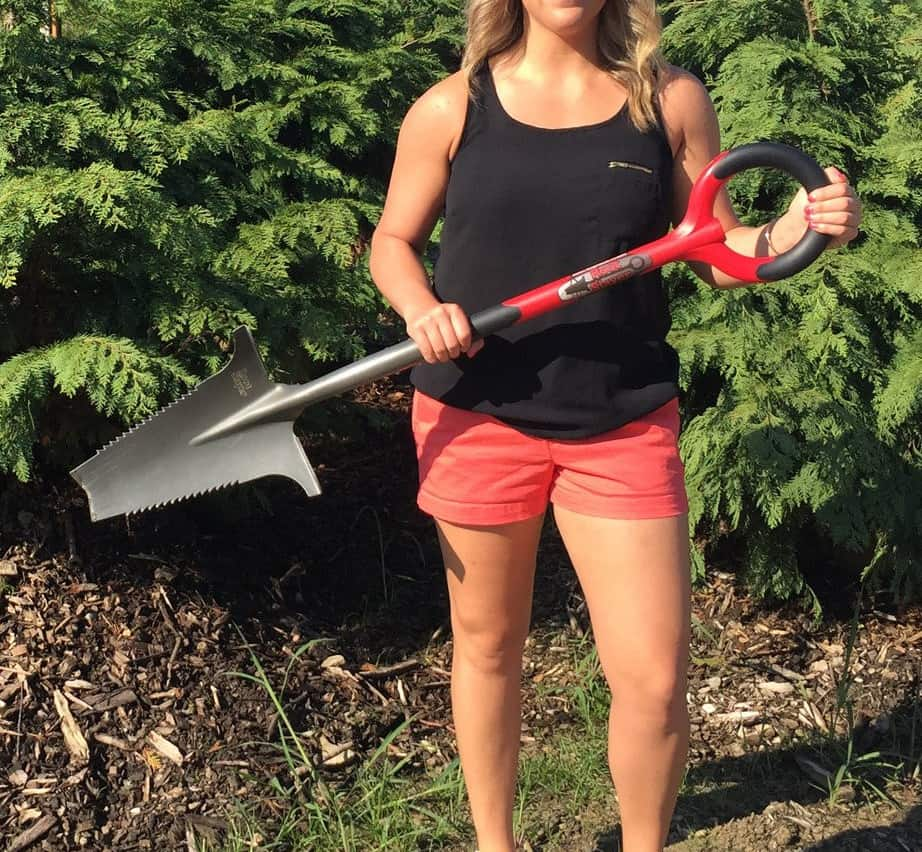 Radius Garden Root Slayer Shovel Manly Gift Idea