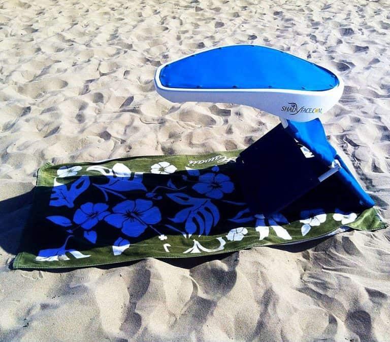 ShadyFace Sunshade Beach Item