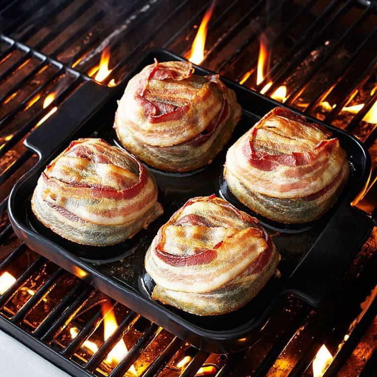 Sur La Table Pro Ceramic Bacon Bowl Cooking Tool