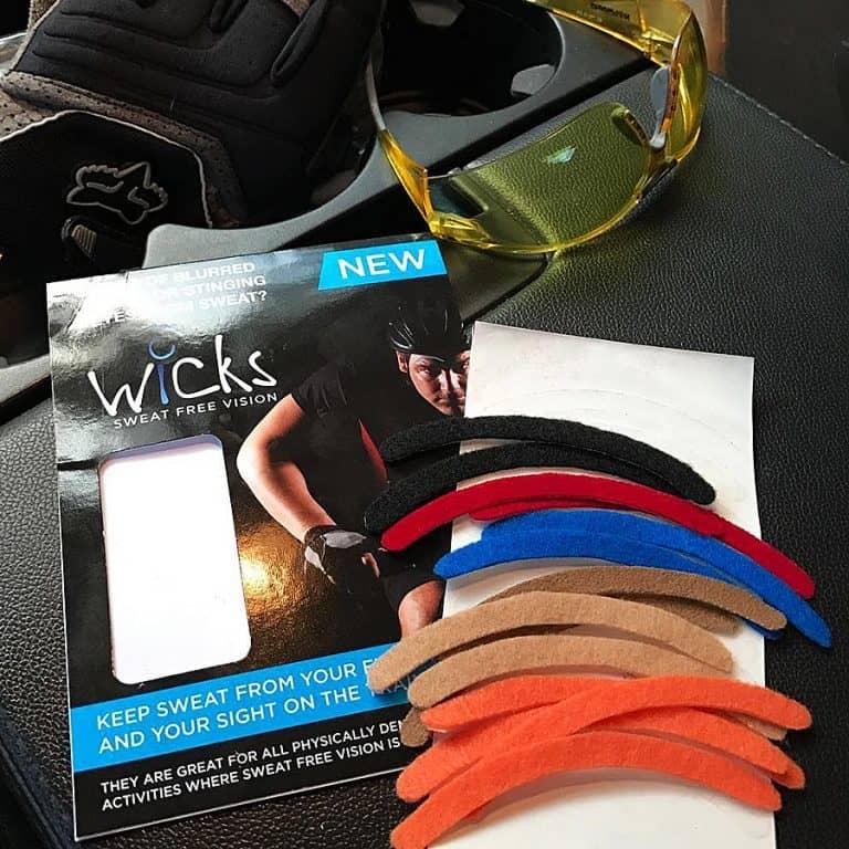 Wicks Vision Strips Adhesive Strips