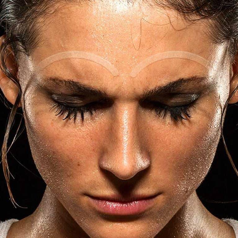 Wicks Vision Strips Channel Sweat Away