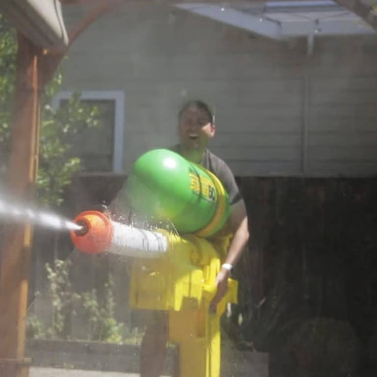 World's Largest Super Soaker by Mark Rober Soakers