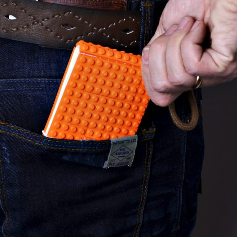 Agabag Lego Brick Wallet Wallets