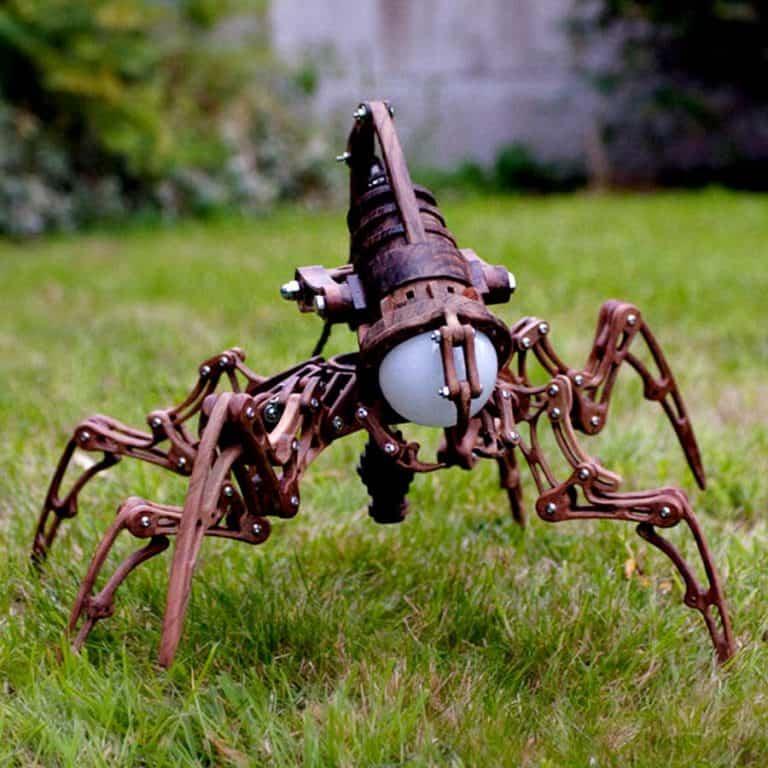 Artype Steampunk Robot Lamp ED-X01 Lamps