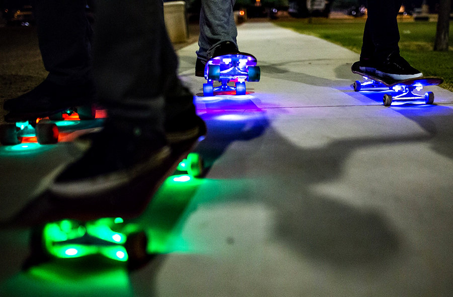 Board Blazers LED Underglow Board Lights Skateboard Light