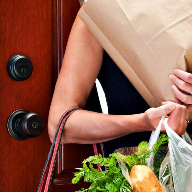 Brinks Home Security Push Pull Rotate Door Lock Handleset