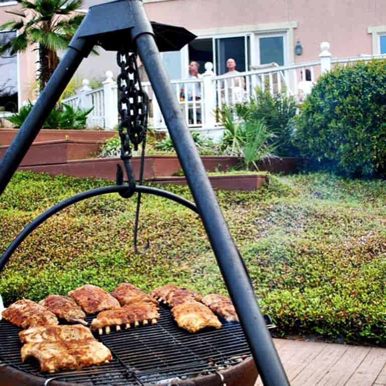 Cowboy Cauldron The Wrangler Outdoor Kitchen