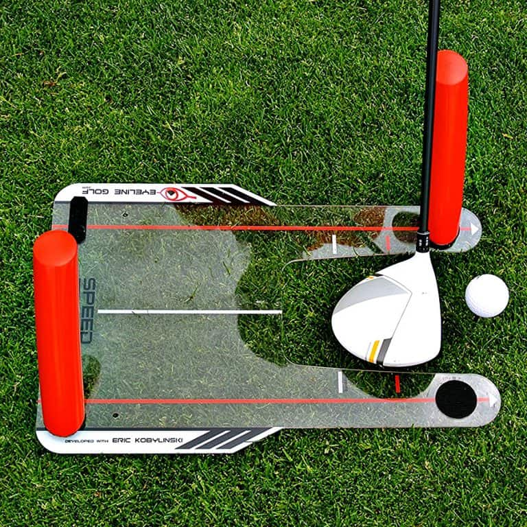 EyeLine Golf Speed Trap Swing Trainer