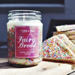 Get a whiff of some sweet fairy bread magic.
