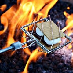 Open fire cooking revolutionized!