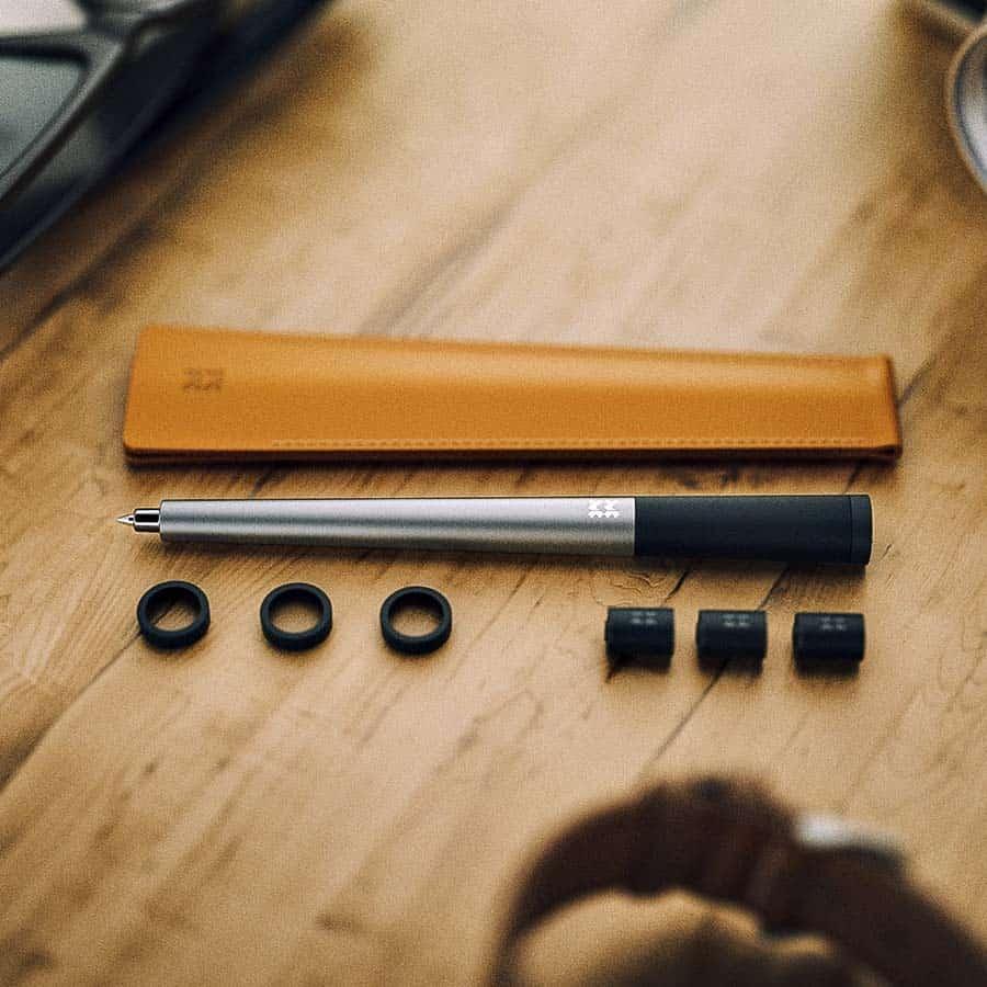 InstruMMents 01 Dimensioning Instrument + Pen Measuring Tool