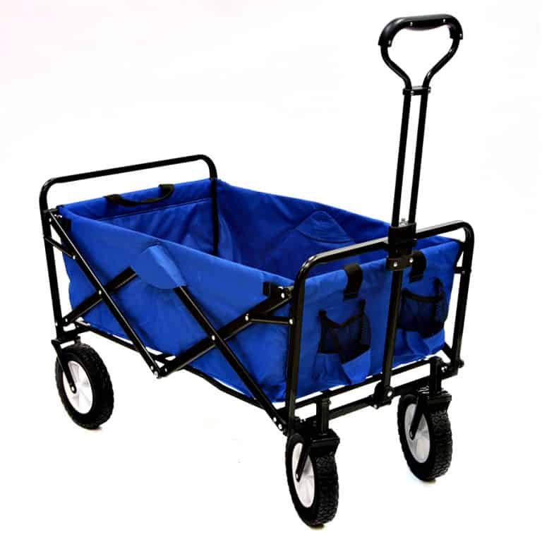 Mac Sports Collapsible Folding Outdoor Utility Wagon Novelty Product