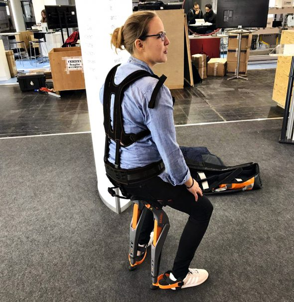 Noonee Chairless Chair Exoskeleton Devices