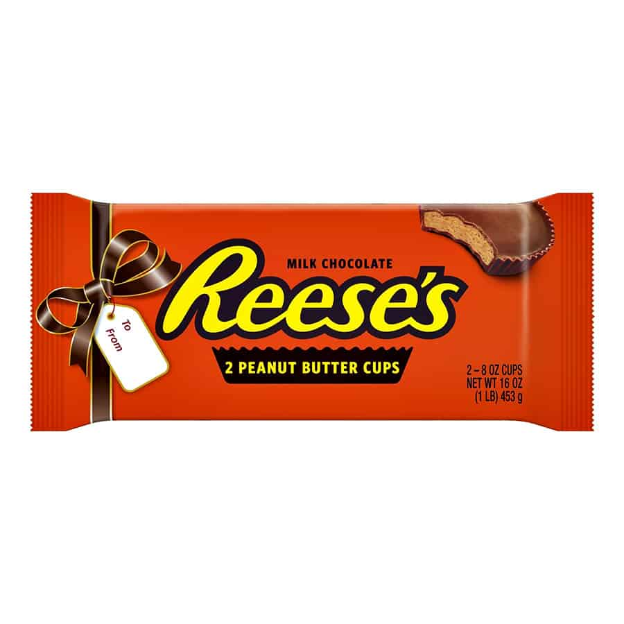 Reese's 1 Pound of Peanut Butter Cups Candy