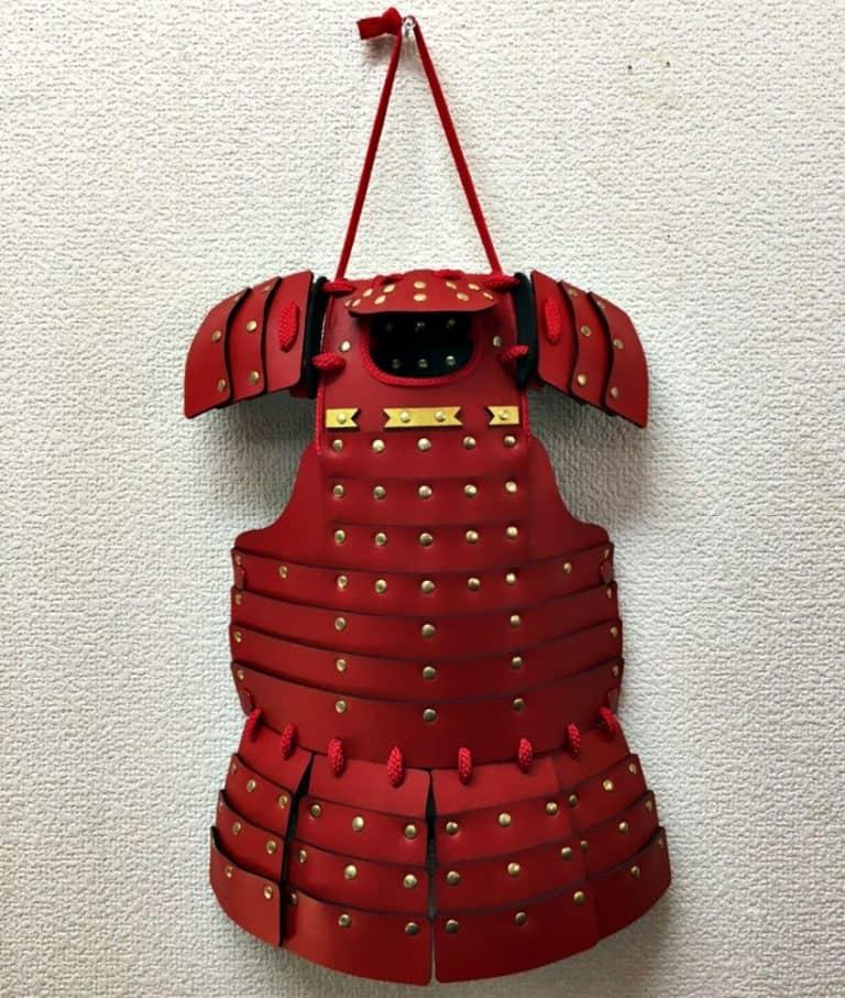 Samurai Age Samurai Pet Armor Novelty Item