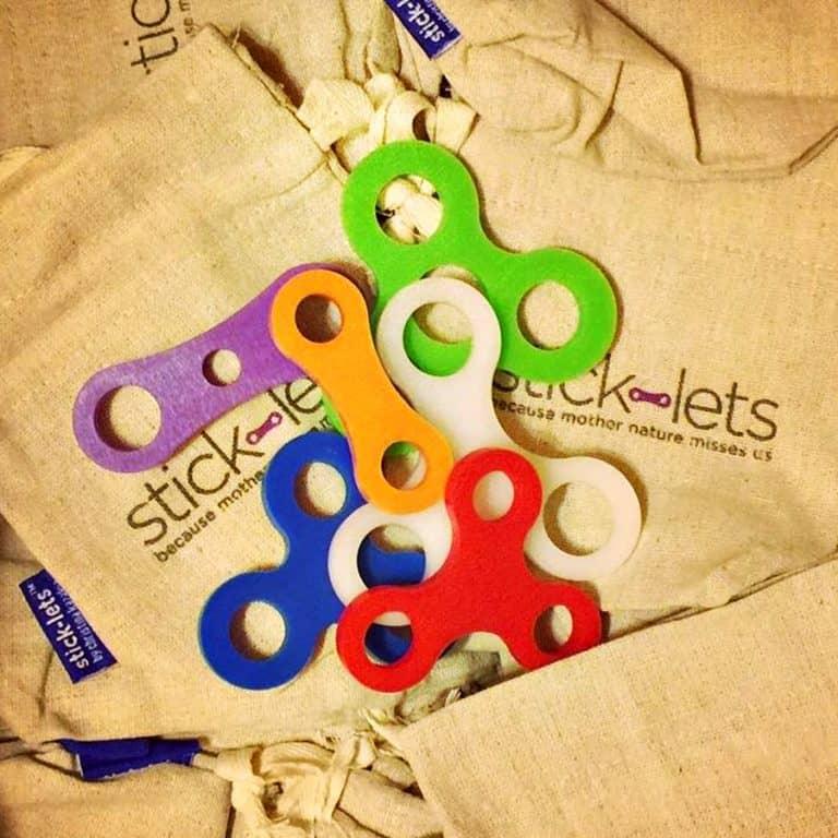 Stick-lets Flexible Silicone Connectors Rubber Connectors