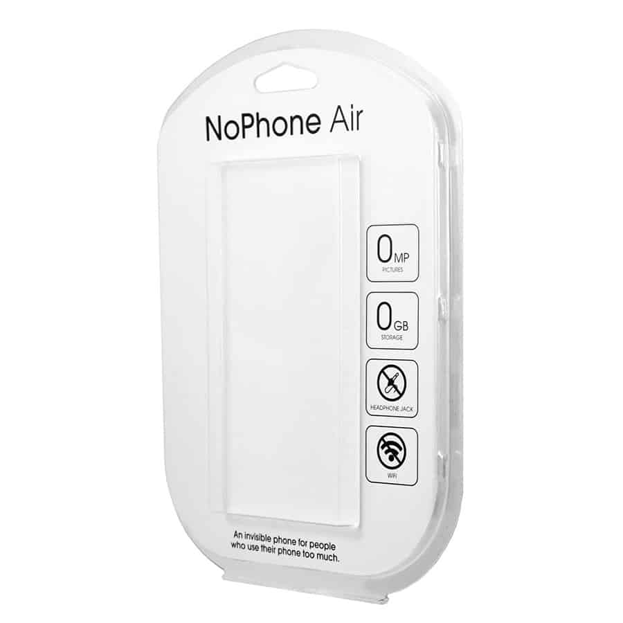 The NoPhone Air Invisible