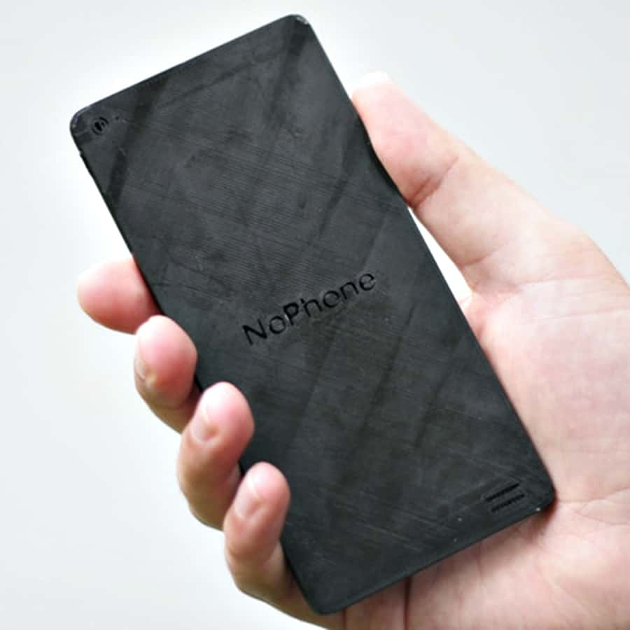 The NoPhone Original Cellphone