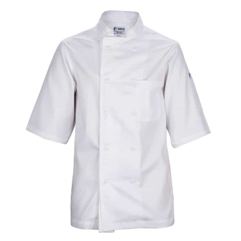 Threadsmiths Fabricor Hydrophobic Chef Jacket Fabric