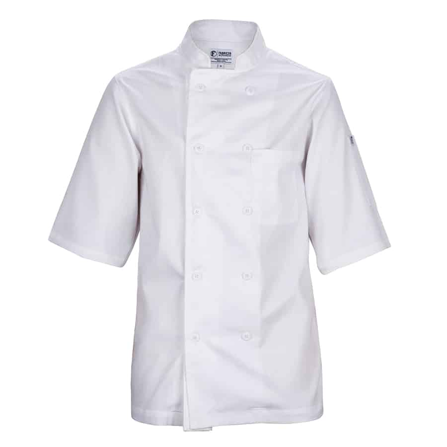 Threadsmiths Fabricor Hydrophobic Chef Jacket Fabric