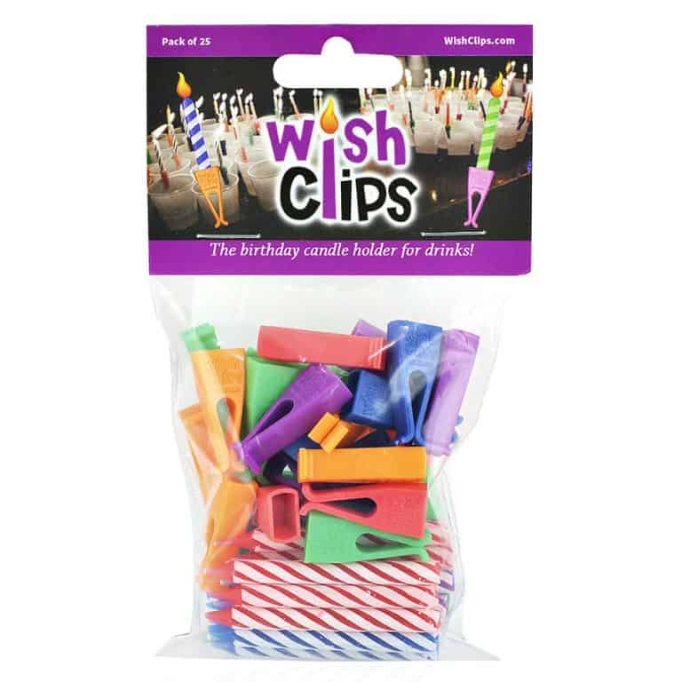 Wish Clips Party Item