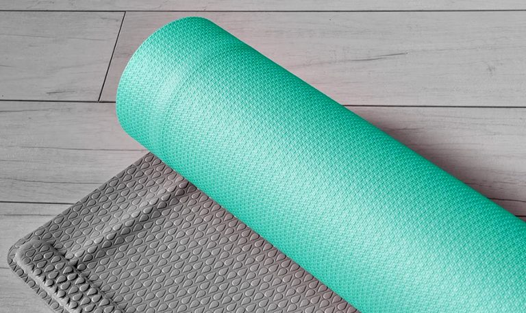 YoYo Mats Self Rolling Fitness & Yoga Mat Anti Slip Surface