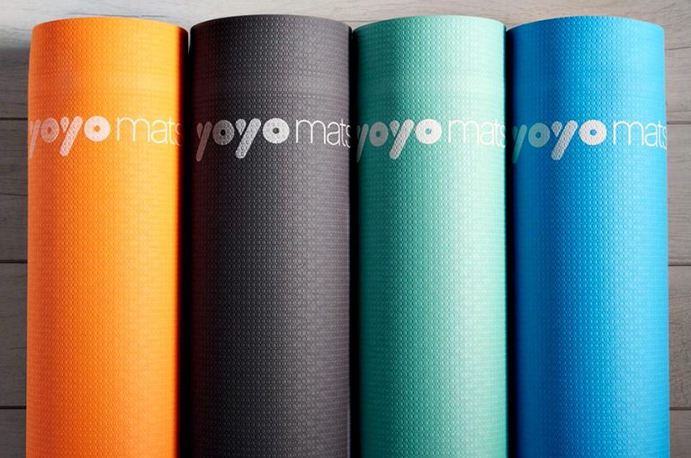 YoYo Mats Self Rolling Fitness & Yoga Mat Gym Equipment