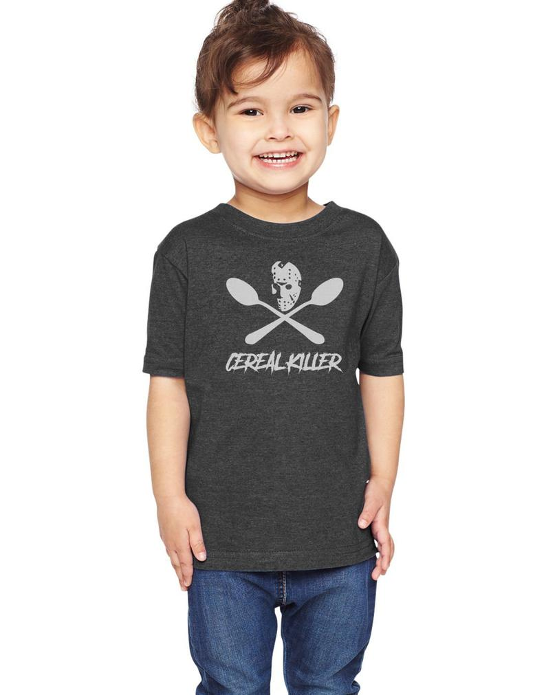 Toddler Shirt Cereal Killer