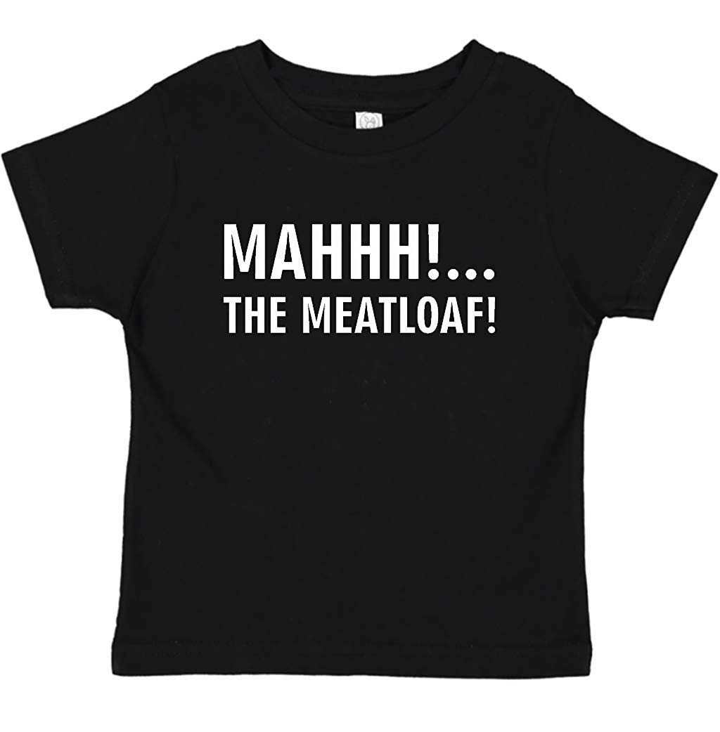 Toddler Shirt Mahh the Meatloaf