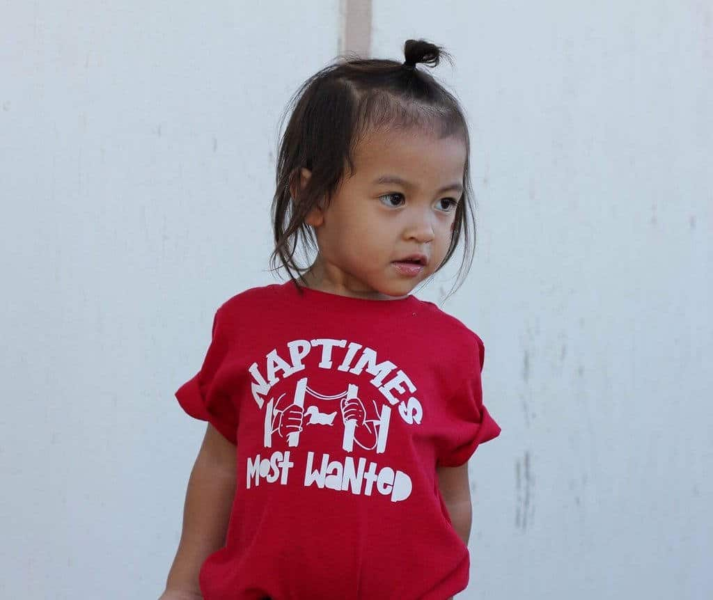 Toddler Shirt Naptimes Most Wanted