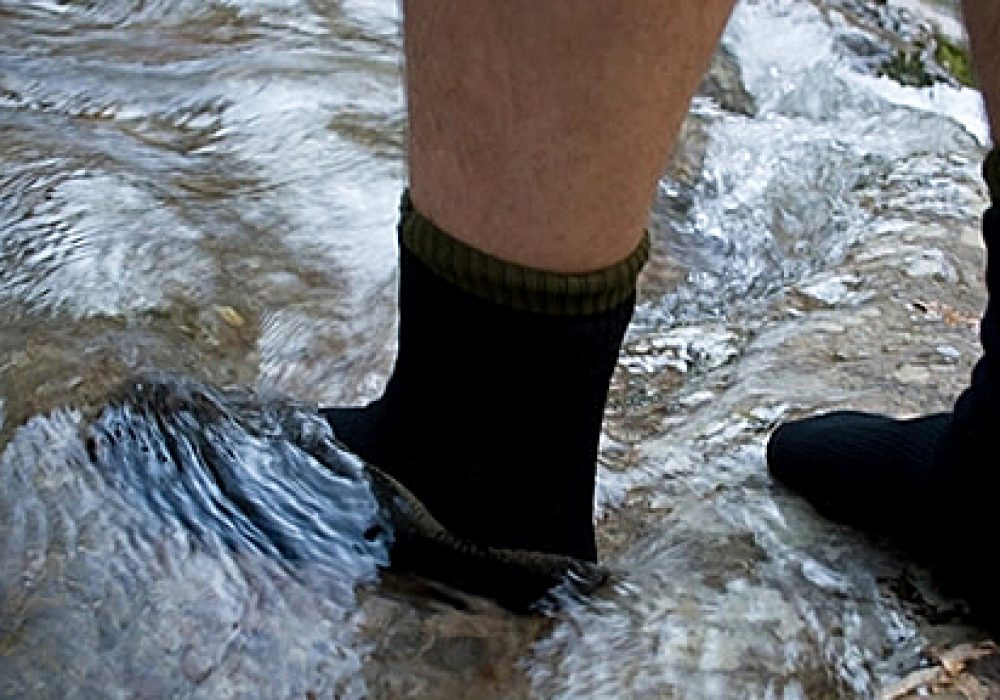 Dexshell Coolvent Waterproof Socks Wear Multi Purpose Garments