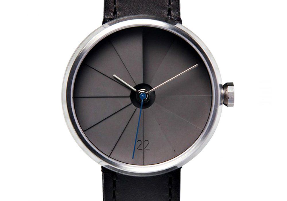 22 Design Studio 4th Dimension Watch Watches
