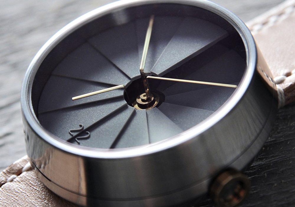 22 Design Studio 4th Dimension Watch Wrist Watch