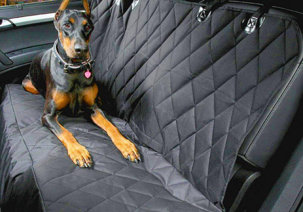 4Knines Dog Seat Cover Dobeman Pinscher